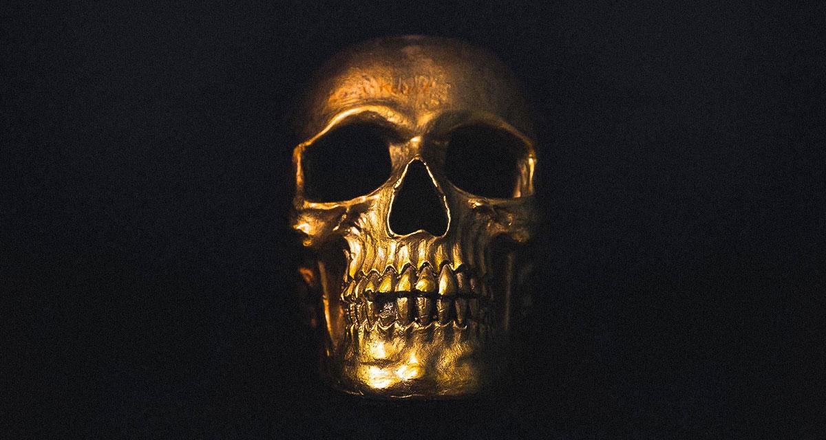 The Gold Skull